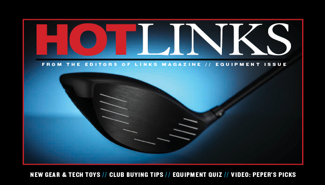 Click here to read the Equipment HotLINKS