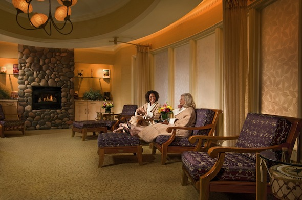 Turning Stone Spa women