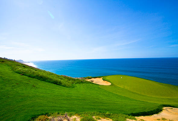 Opinion Tiger woods golf course cabo san lucas very