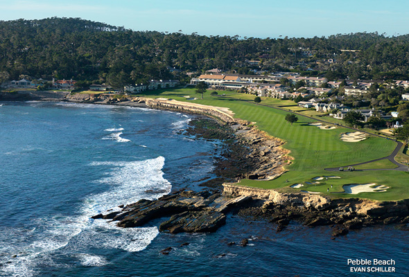First Played In 1937 The At T Pebble Beach Pro Am Is One Of Oldest Events On Pga Tour While It Known For Having Best Star Factor