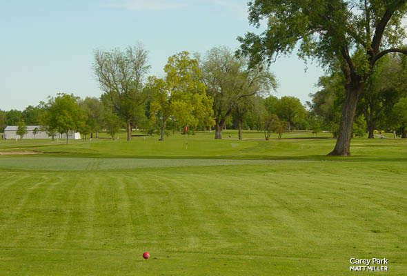 At One Time About 10 Years Ago Carey Park In Hutchinson Kan Wanted To Add Back Tees Because Length Equated With Quality But Theyve Dropped That
