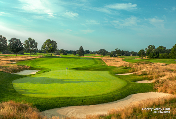 Classic course cherry valley club links magazine - Cherry valley country club garden city ...