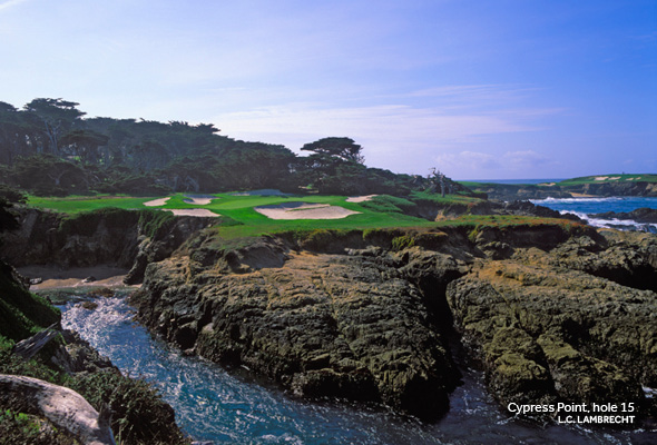 Wee Wonders - Cypress Point Best Short Par 3s