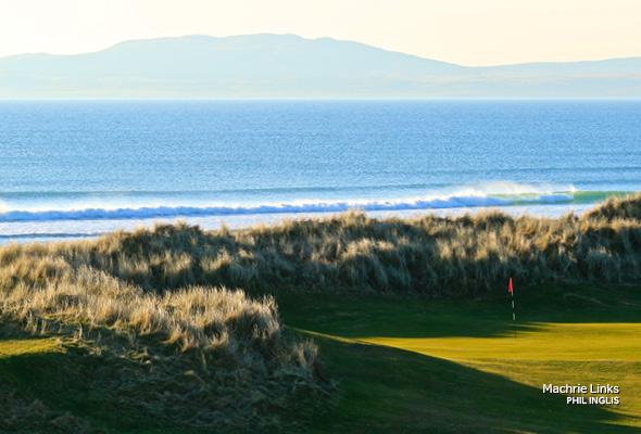 Ferry Golf: Golf Courses of Scotland's Western Isles