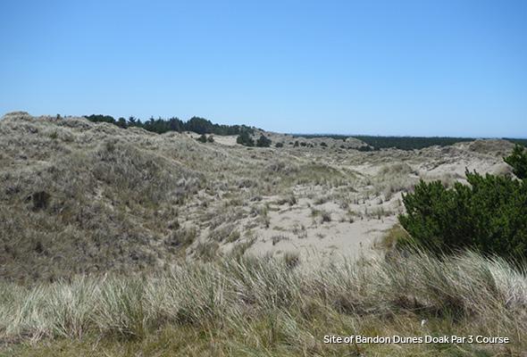 Tom Doak - Bandon Dunes