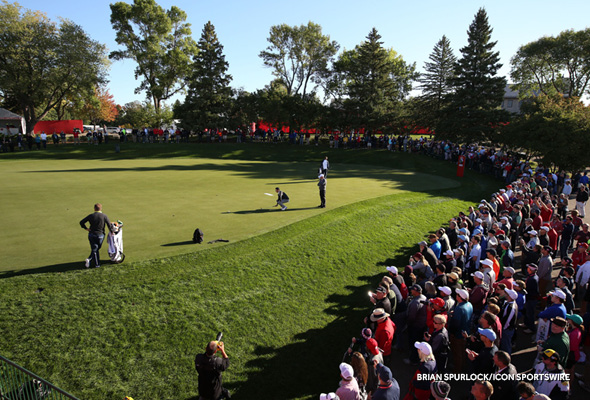 Numbers Game: Ryder Cup Records