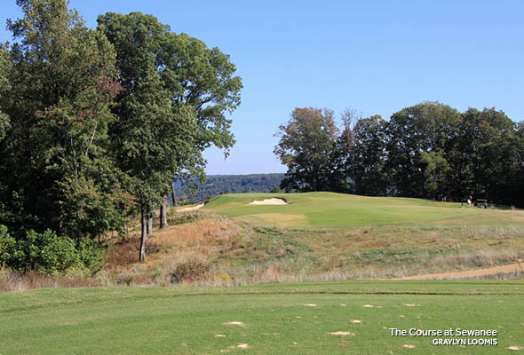 Sewanee golf in Chattanooga