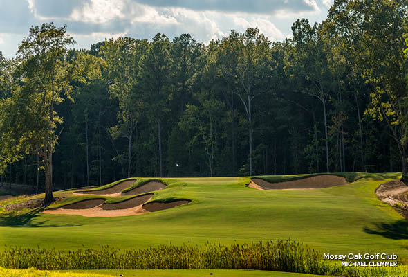 Mossy Oak Golf Club: A New Course in the Old South