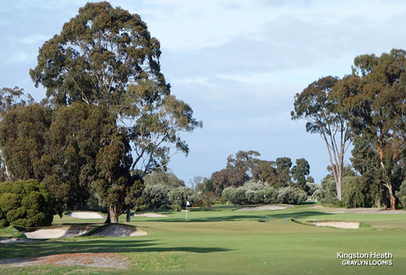 Golf in Melbourne - KH