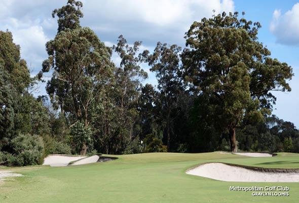 Golf in Melbourne - Metro