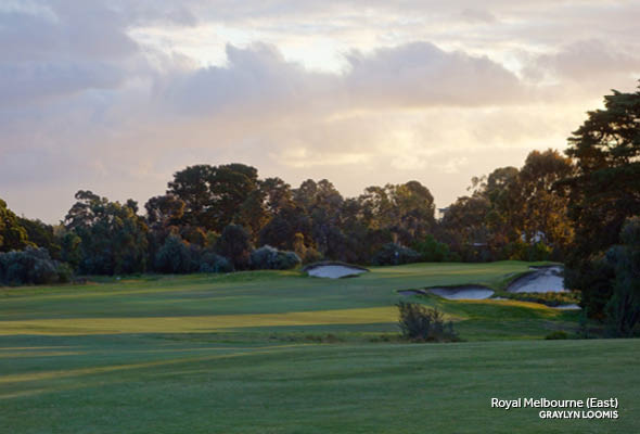 Golf in Melbourne - REAST