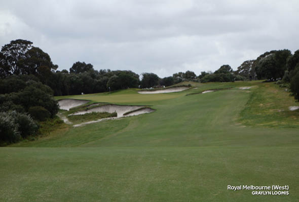 Golf in Melbourne - West