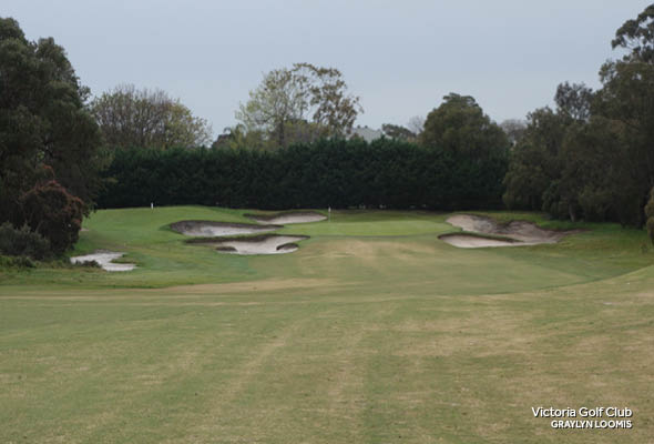 Golf in Melbourne - Vic