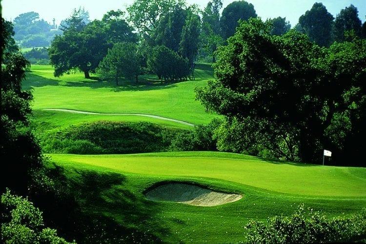 Ojai Valley Inn Ca: California Golf Travel: Ojai Valley Resort