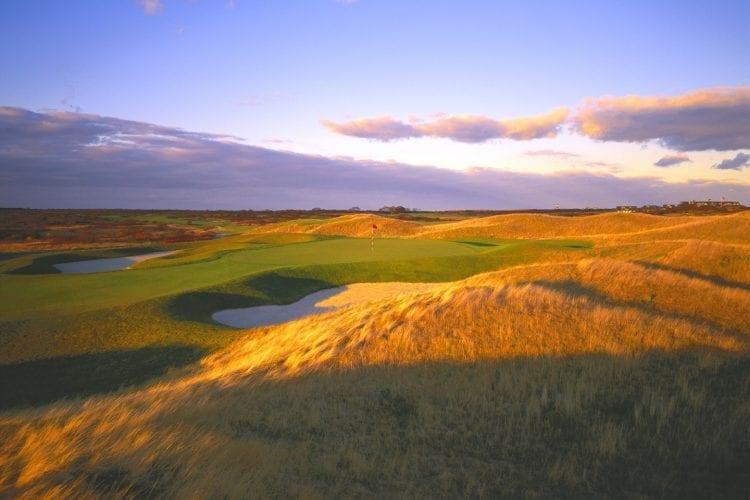 Nantucket Golf Club logo