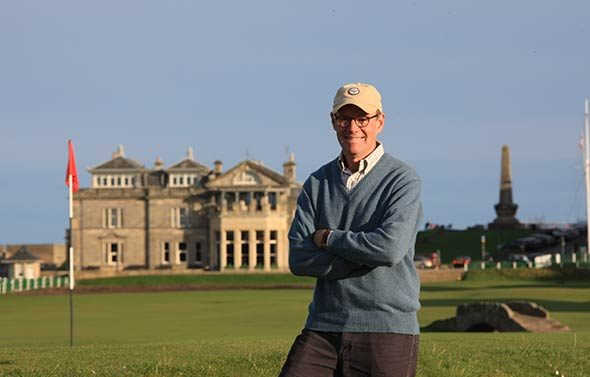 LINKS Editor George Peper has been playing golf for six decades