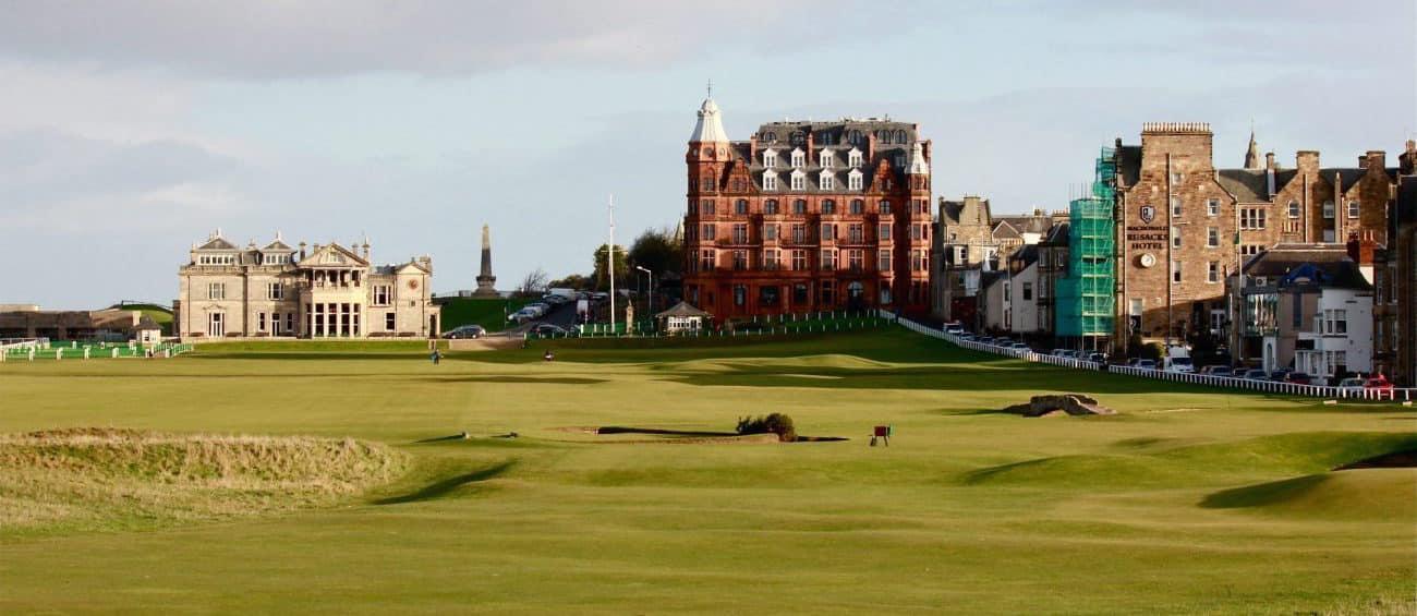 LINKS Scotland Golf Trip