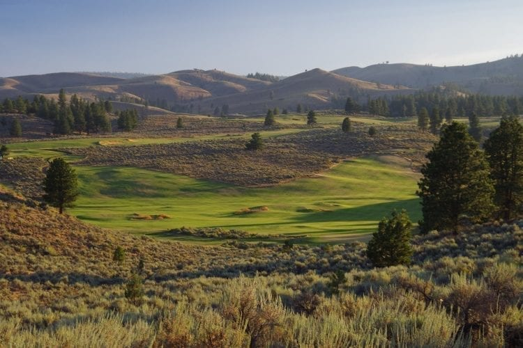 Silvies Valley Ranch—America's Next Reversible Course