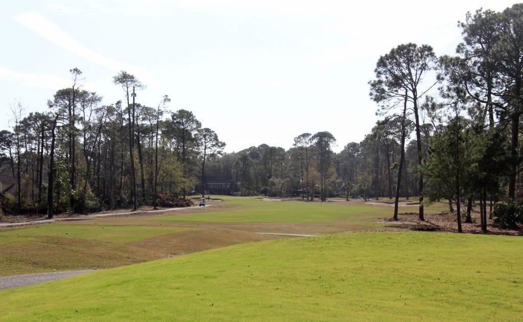 Hilton Head Island Golf Recovers after Hurricane Matthew