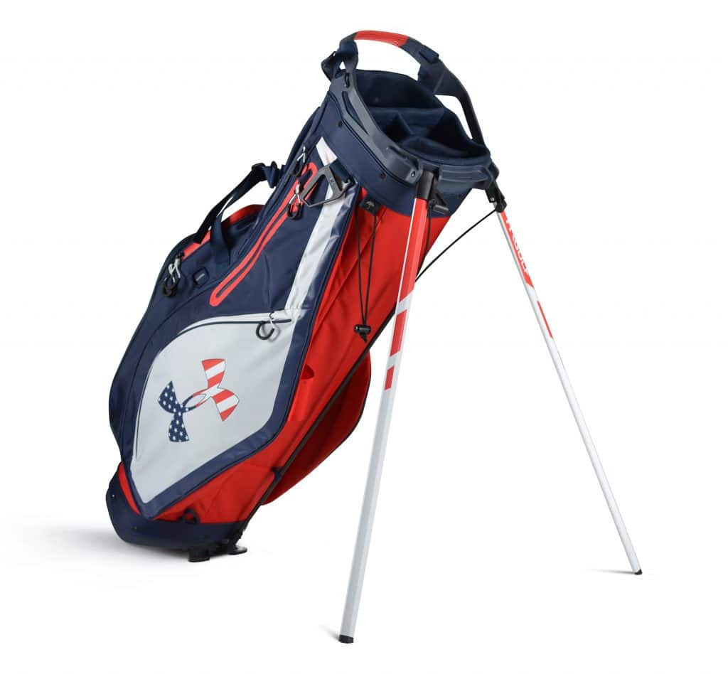 328a23e70104 Sun Mountain has entered a licensing agreement with Under Armour to create  and market a new line of golf bags. The move marks an expansion beyond  shoes and ...