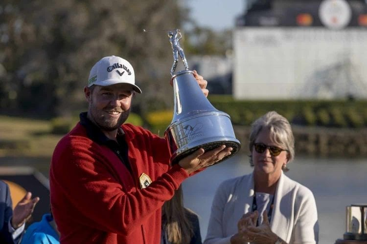 Marc Leishman Rides 50 Foot Eagle Putt To API Win