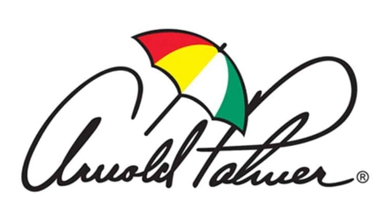 Arnold Palmer's Signature Umbrella To Be Prominently Featured This Week
