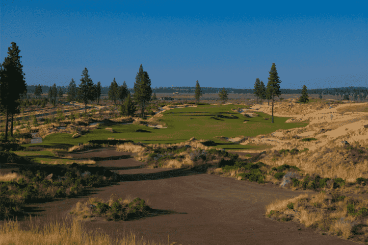Golf in Central Oregon