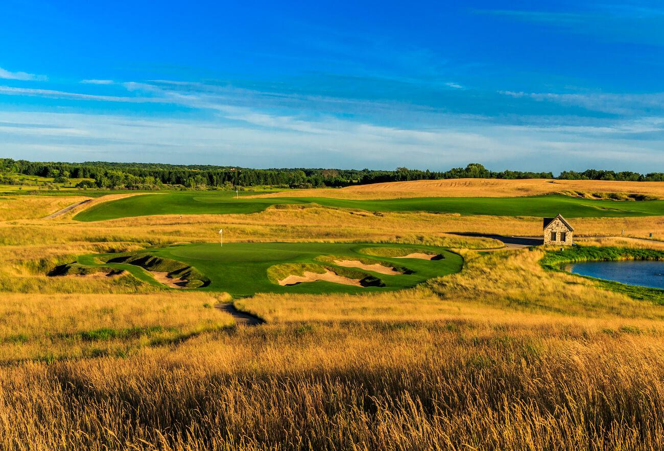 Wisconsin - America's Next Great Golf Destination