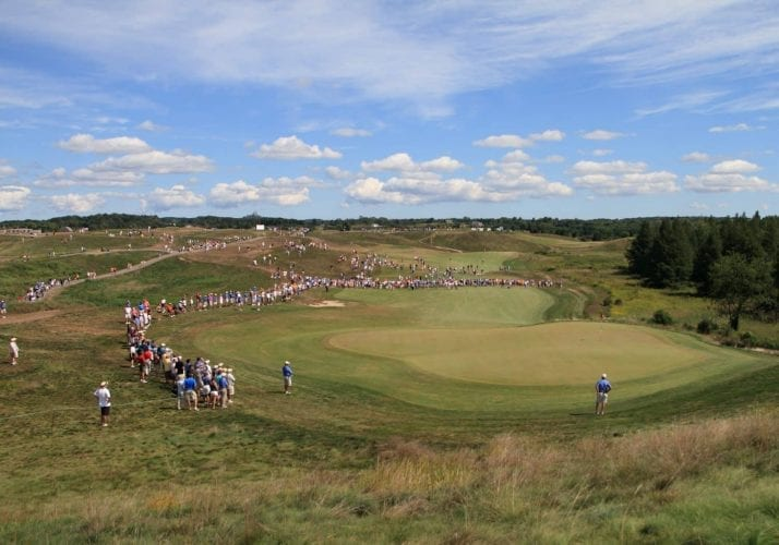 Erin Hills Rough A Hot Button Topic This Week (Updated)