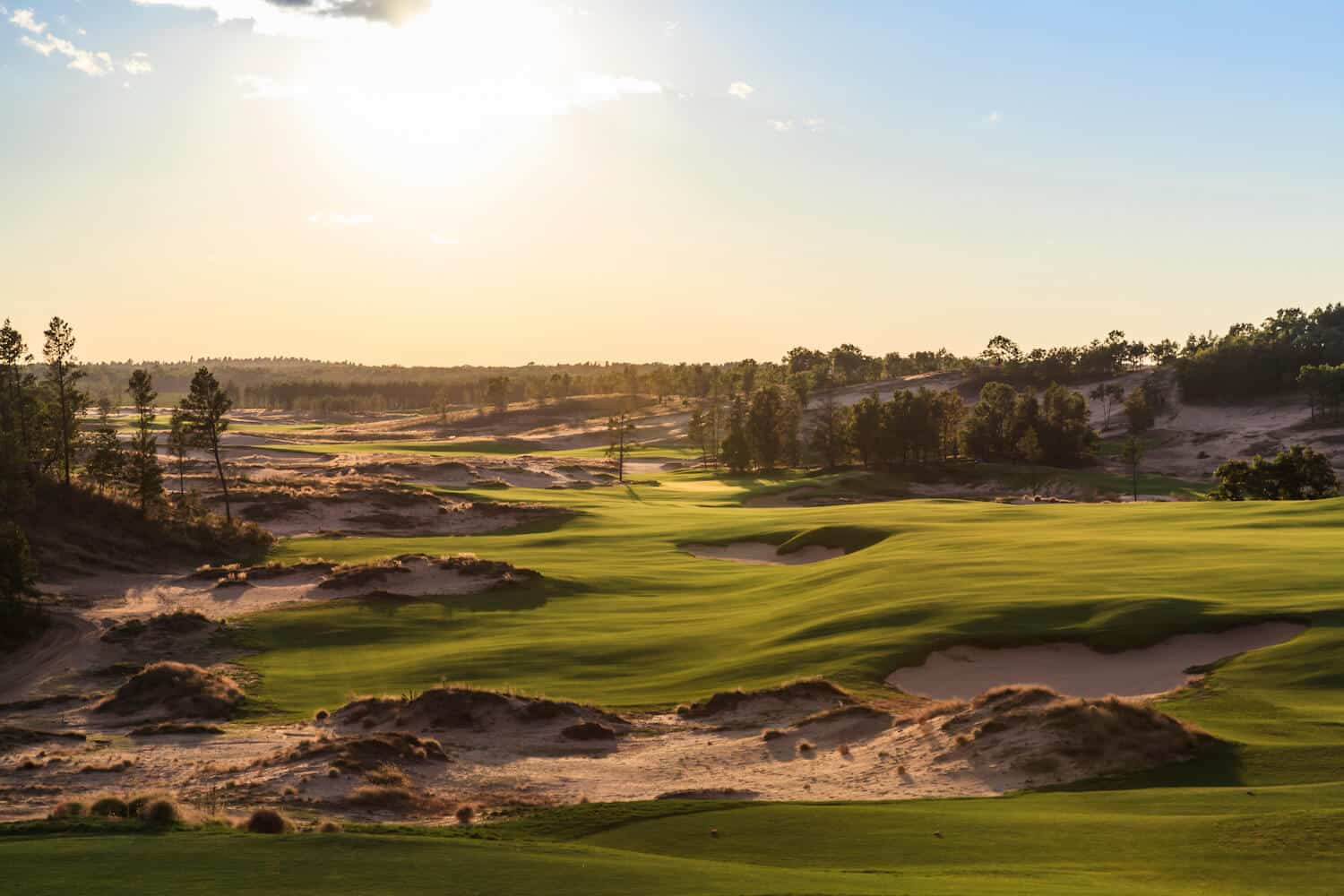 Sand Valley: Bandon in the Heartland