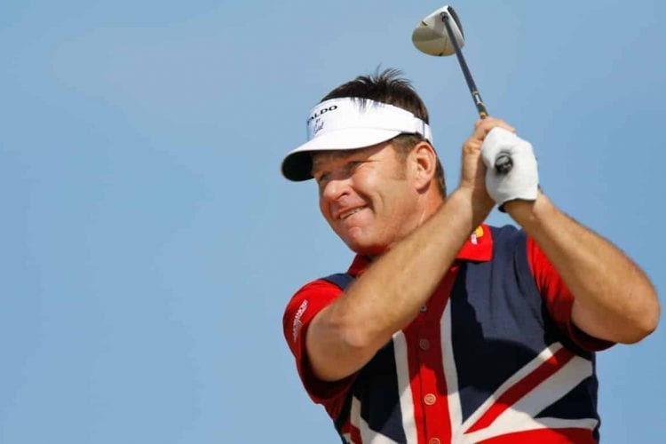 Top 10 English Golfers