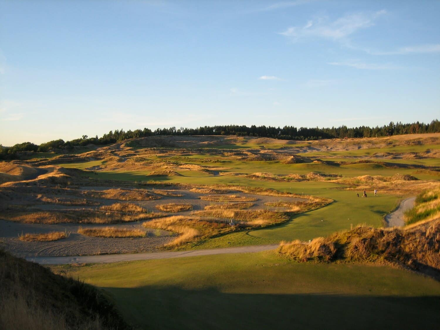 The U.S. Open May Return to Chambers Bay