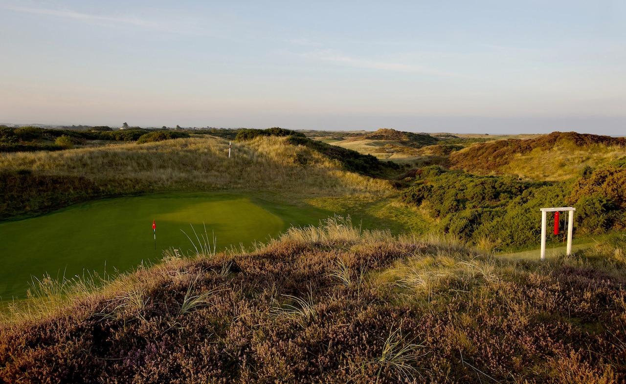Silloth on Solway Golf Club, England
