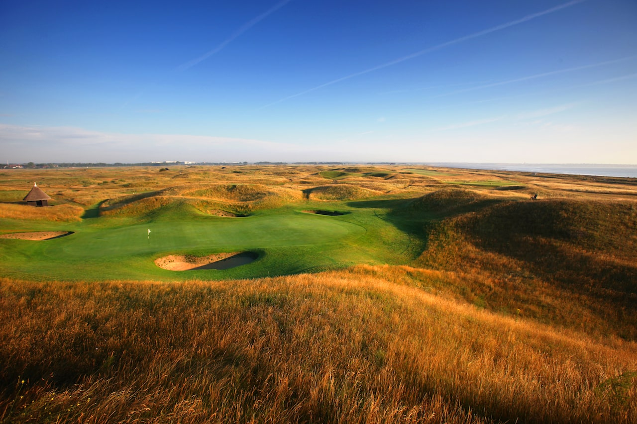 Top 10 English Golf Courses
