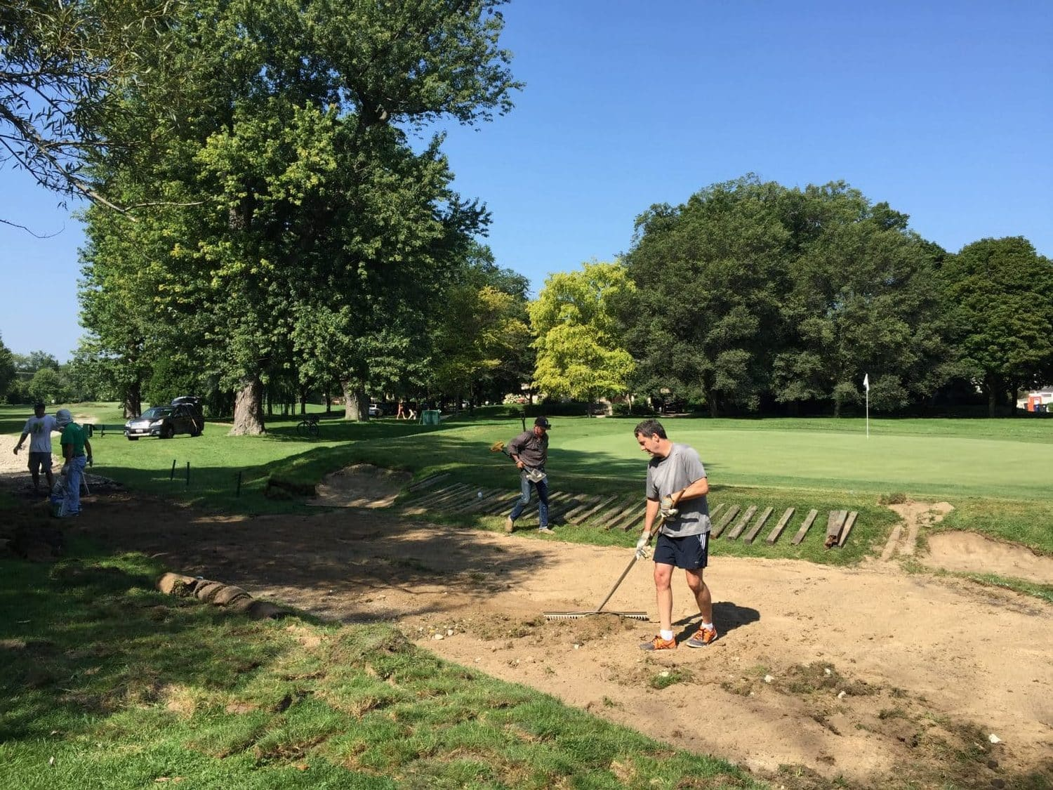 Community Golf Blossoms at Canal Shores