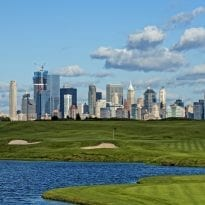 The Story of Liberty National, NYC's Local Track