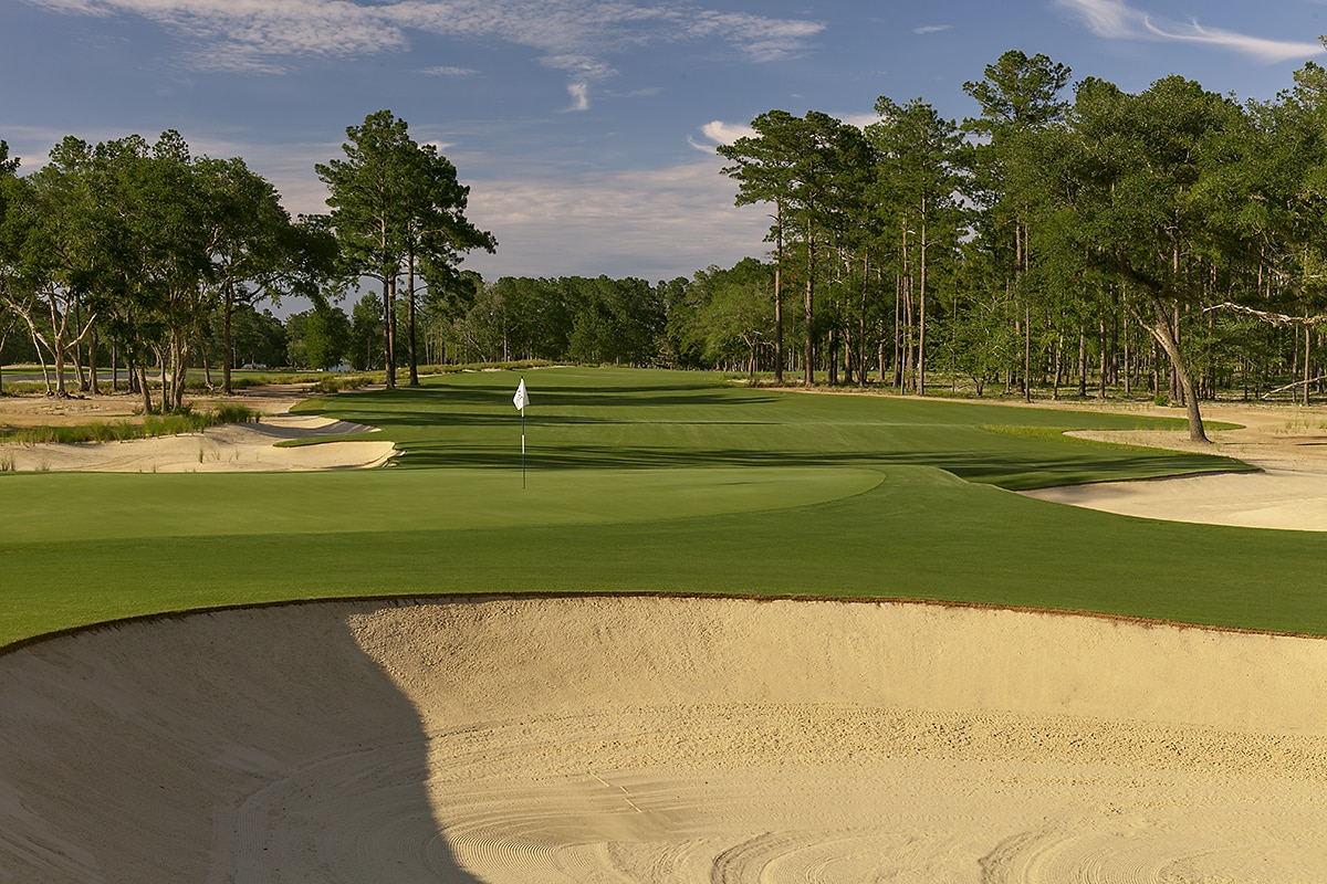 Congaree - A South Carolina Golf Club with a Mission