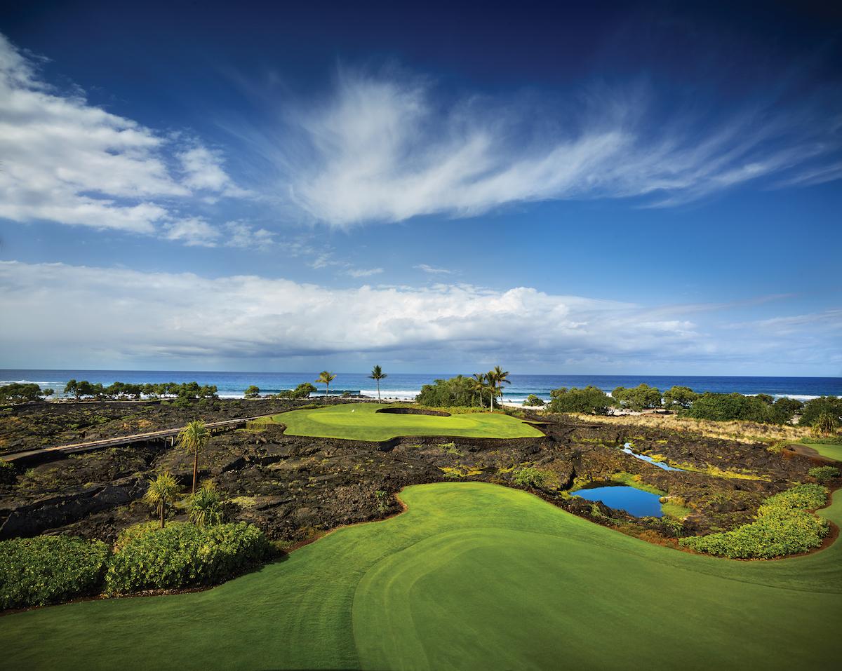 Kohanaiki A Piece Of Hawaiian Golf Perfection Links Magazine