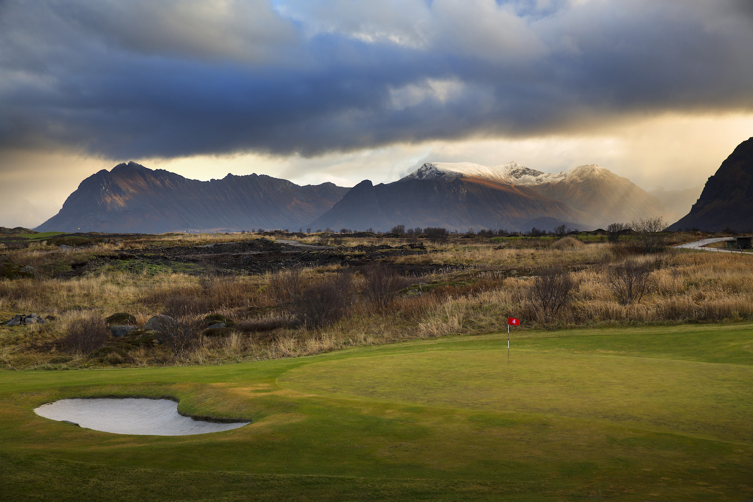 The 21st Century Wave of Breathtaking Golf Courses