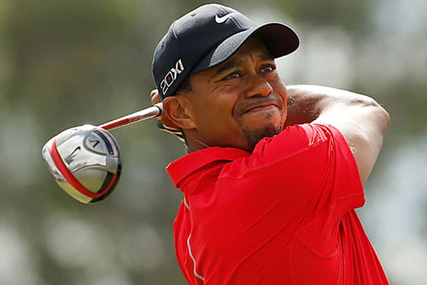 Tiger Woods Posts Another Swing Video
