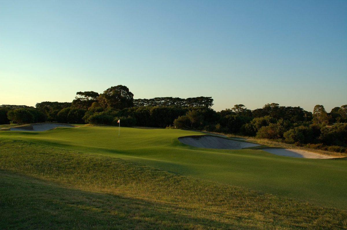 Royal Melbourne Ultimate Golf Trip