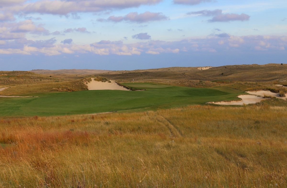 Sand Hills - What makes a golf course bad