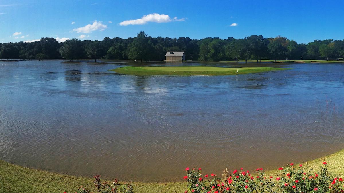 Black Horse Golf Club Florida Hurricane Irma Recovery