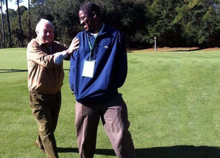 Brandon Johnson Arnold Palmer Golf Course Architect