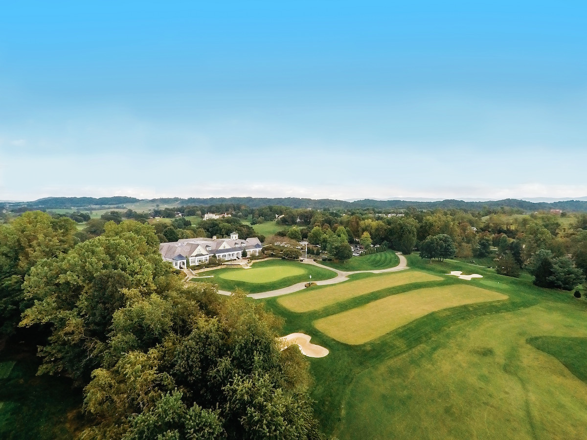 Southern Comfortable: The Virginian Golf Club