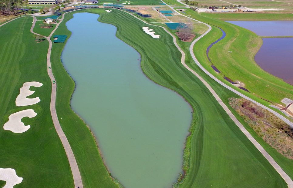 Golf Club of Houston - What makes a golf course bad