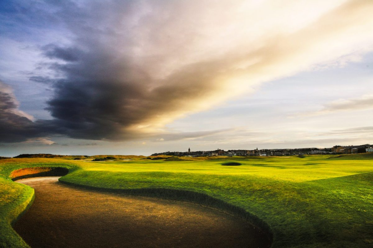 Old Course St. Andrews - ultimate golf trip