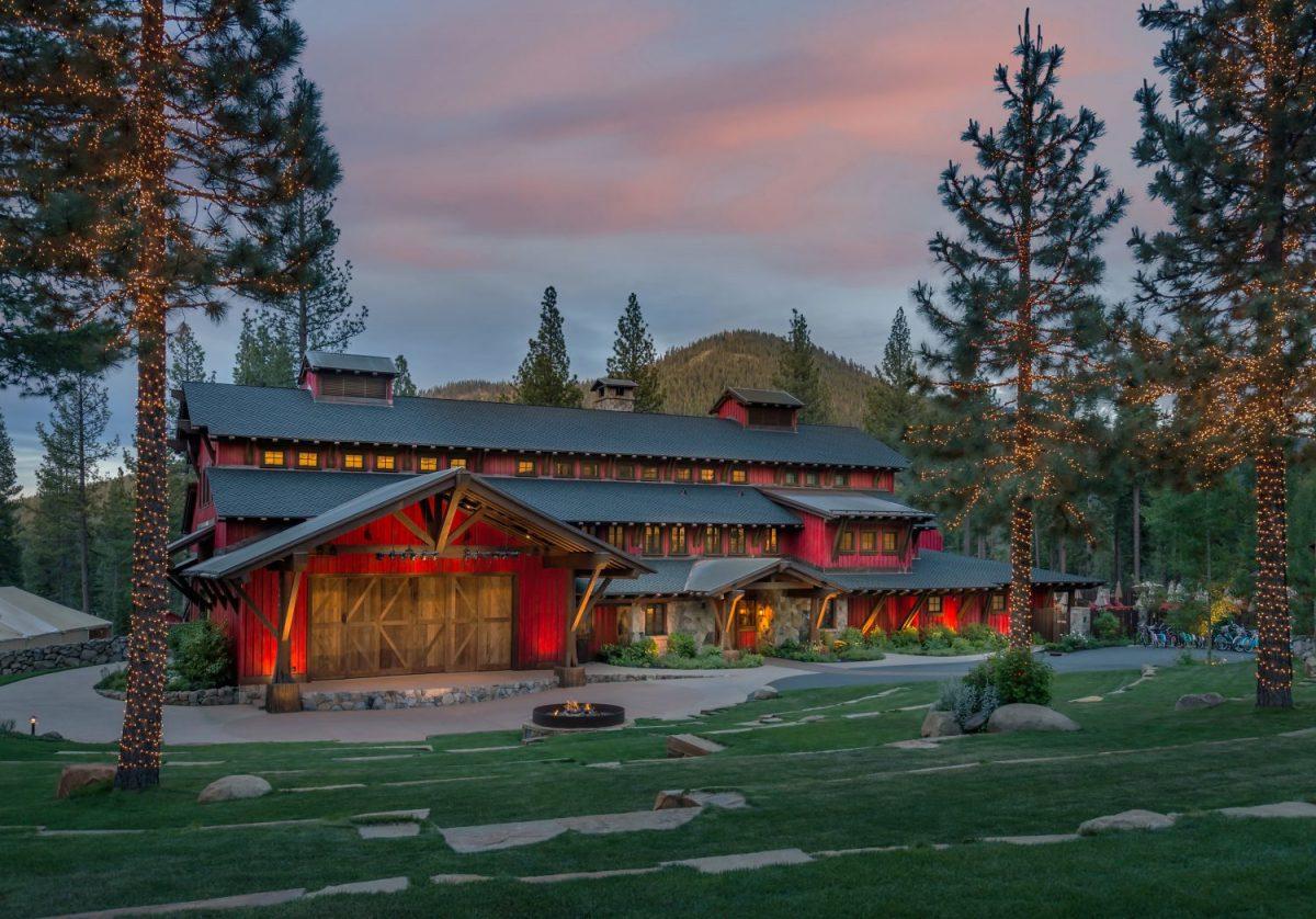 New in Golf Communities - Family Barn Martis Camp