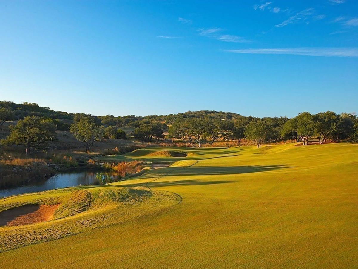 Golf Course Architect - Spanish Oaks - Bobby Weed