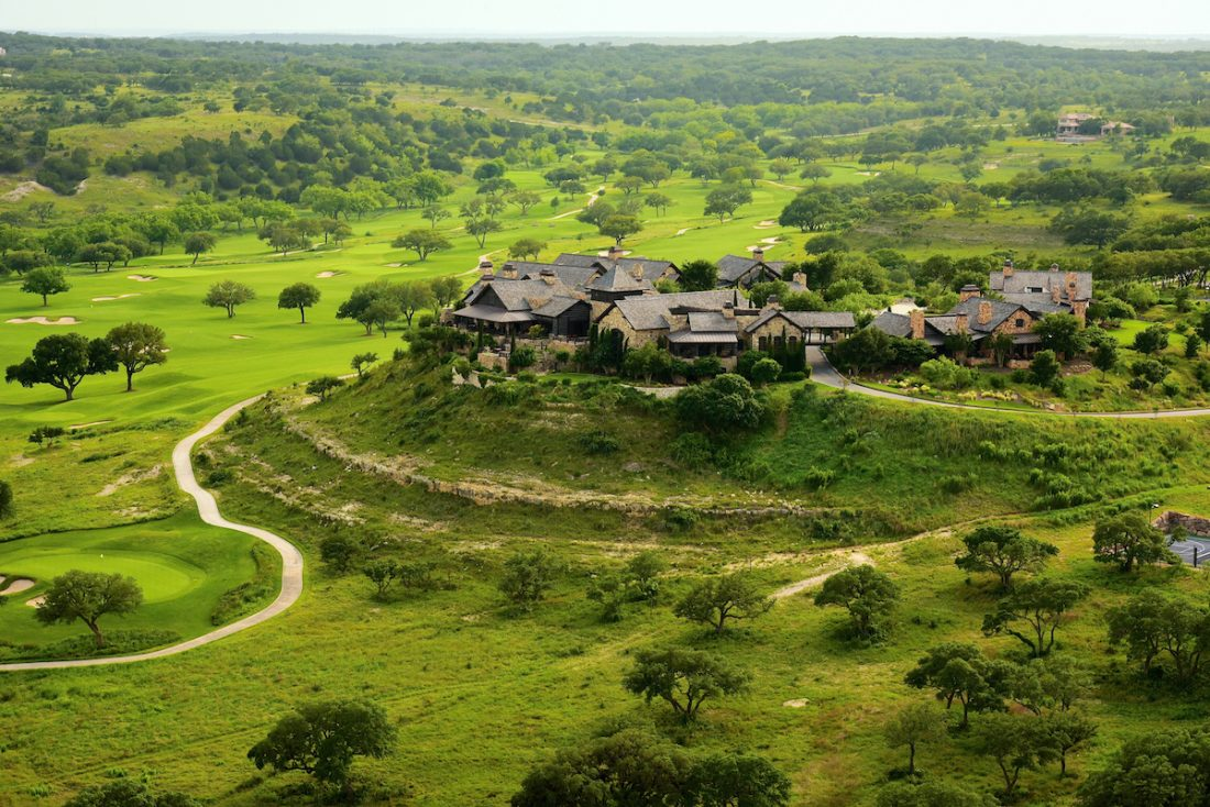 big and bold at boot ranch in texas hill country links magazine